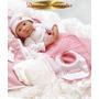 Precious Boneca Parece Verdade Tipo Reborn Prematura Enxoval