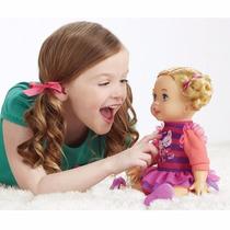 Boneca Little Mommy Primeira Aula De Musica Mattel Original