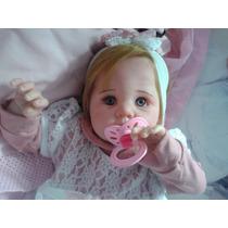 Bebê Reborn Cristal Linda ! Promoção Ultima Bebê