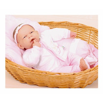 Boneca Bebe Ninos Possue Peso De Um Bebê De Verdade