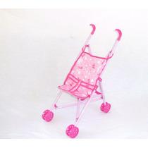 Carrinho Infantil De Boneca Brinquedo Meninas