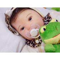 Bebe Reborn Luyzy Pronta Entrega