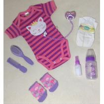 Kit De Acessórios Baby Reborn - Promoção!