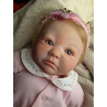Bebê Reborn - Boneca Que Parece De Verdade - Por Encomenda.