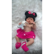 Bebe Reborn Real Frete Gratis Linda Boneca Larissa