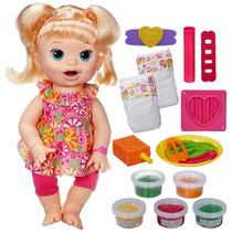 Boneca Baby Alive - Comilona - Loira - Hasbro