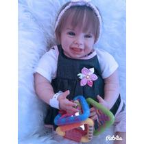 Boneca Bebê Reborn Sophia -frete Gratis-