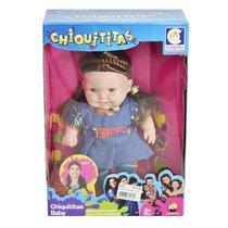 Boneca Chiquititas Baby - Personagem Mili - Cotiplás