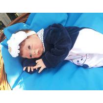 Bebê Reborn Molde Paige
