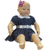 Boneca Bebezão Novabrink