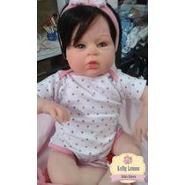 Bebê Reborn Laura Linda Promoção Imperdível