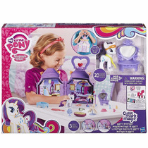 My Little Pony Cutie Mark Magic - Playset Boutique Da Rarity