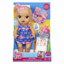 Boneca Baby Alive Hora Do Xixi Morena - Hasbro - A9293