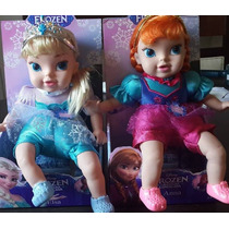 Bonecas Bebê Frozen - Elza E Ana- Canta A Musica- Importada