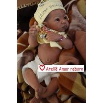 Bebê Boneca Reborn Thandie Sobre Encomenda C/sexo Fem/masc