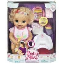 Baby Alive Hora Do Troninho - Nova Na Caixa Lacrada!