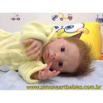 Último Bebê Reborn Menino - Por Encomenda