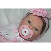 Boneca E Bebe Reborn Anna Clara