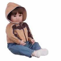 Boneca Laura Doll Explorer Boy