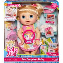 Baby Alive C O M E R E Brincar Loira