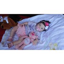Boneca Bebê Reborn Emanuele ( Por Encomenda)