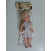 Boneca Antiga Plastico Ifa - Raridade Lacrado