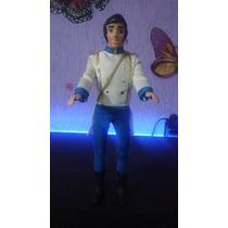 Boneco Antigo 1968 Original Mattel Indonésia Príncipe Eric