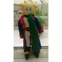 Boneco Pequeno Príncipe Pelucia De 50 Cm