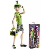 Boneco Mattel Monster High Deuce Gorgon Scaris - Raríssimo!