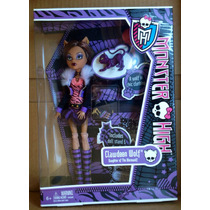 Boneca Mattel Monster High Clawdeen Wolf Original!