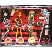 Boneca Monster High Werecats Toralei Meowlody Purrsephone