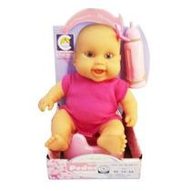 Boneca Mini Pedacinho Mama E Faz Xixi - Cotiplás
