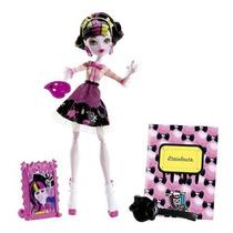 Boneca Monster High Aula De Arte Draculaura Brinquedo Mattel