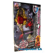 Promoção Saldão Monster High Clawdia Wolf Original Lacrado
