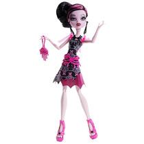 Monster High - Monstros,câmera,ação - Draculaura - Mattel
