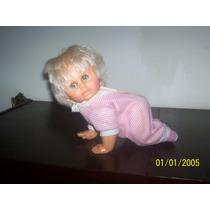 Bebê Que Engatinha Sem Marca Definida Quebrado