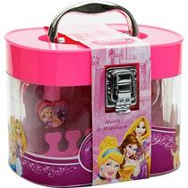 Frasqueira Com Maquiagem Princesas Disney - Beaty Brinq