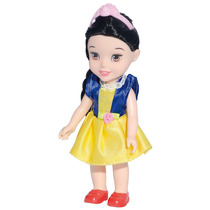 Mini Boneca Princesinha Branca De Neve 16cm 1100 Baby Brink