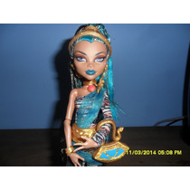 Monster High Nefera De Nile - Rara
