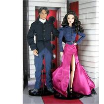 Fashion Royalty Francisco E Kyori Criminally Chic Nrfb Raros