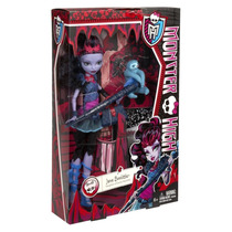 Boneca Mattel Monster High Jane Boolittle
