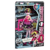 Monster High Aula De Artes Draculaura