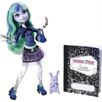 Boneca Monster High Twyla 13 Wishes Desejos Original Mattel