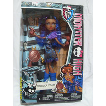 Boneca Monster High: Robecca Steam - Gibiteria Bonellihq