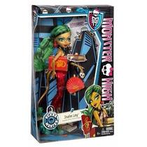 Boneca Monster High Jinafire Long Original Mattel