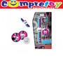 Monster High Relógio Caveira Com Luz Super Moderno