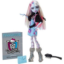Monster High Foto De Terror - Abbey Bominable X4603/y8476