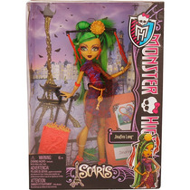 Monster High Scaris - Jinafire Long - Viagem - Mattel