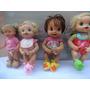 Sapatinho Pantufa D Bichinho P Boneca Adora Doll, Baby Alive