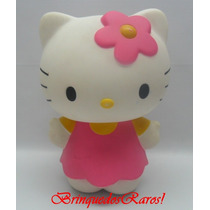 Boneca Hello Kitty 1976/2005 Grow Sanrio Multibrink Vinil